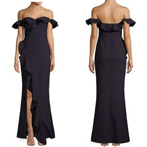 Likely | Miller Off The Shoulder Gown